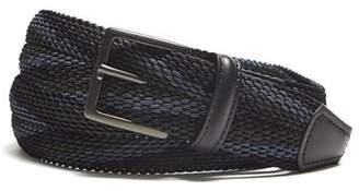 Andersons Anderson's Stripe Woven Elastic Belt