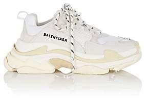 Balenciaga Women's Triple S Sneakers - White