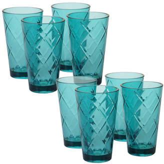 Certified International Diamond Acrylic 20 Oz. Water/Juice Glass