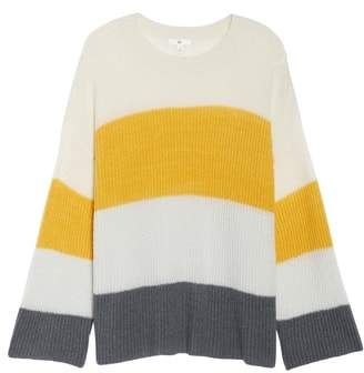 BP Stripe Pullover