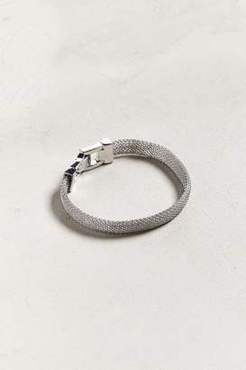 Urban Outfitters Silver Mesh Bracelet