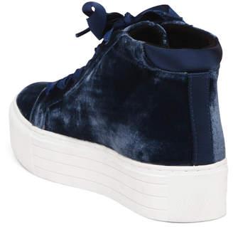 Platform Hightop Sneakers