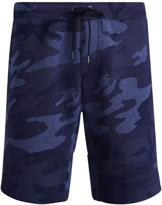 Ralph Lauren Camo Cotton-Blend Short