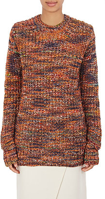 Acne Studios Women's Chunky Stockinette-Stitched Sweater $430 thestylecure.com