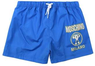 Moschino OFFICIAL STORE Swimming trunks