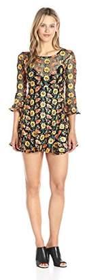 For Love & Lemons Women's Amelia Swing Dress