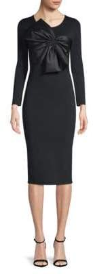 Sachin + Babi Mimi Long-Sleeve Bodycon Dress