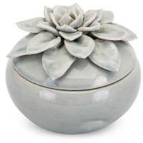 Cici Large Flower Box w/ Lid