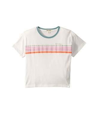 Billabong Kids Seeing Stripes Knit T-Shirt (Little Kids/Big Kids)