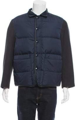 Marni Two-Tone Puffer Jacket