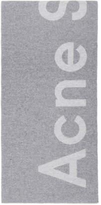 Acne Studios Grey Toronty Scarf