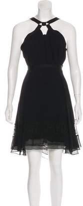 Jason Wu Silk Midi Dress