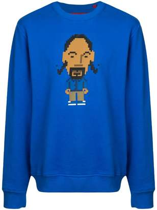 Mostly Heard Rarely Seen 8-Bit Foshizz sweatshirt