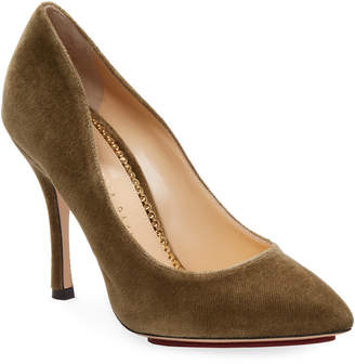Charlotte Olympia Bacall High Heel Pump