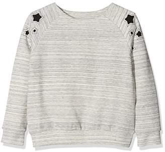 Name It Girl's Nkfjatar Unb SWE Sweatshirt,(Manufacturer Size: 122-)