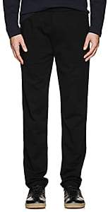 James Perse MEN'S Y/OSEMITE COTTON JERSEY SWEATPANTS-BLACK SIZE 4