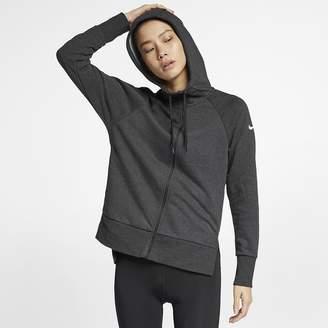 Nike Women's Full-Zip Training Hoodie Dri-FIT