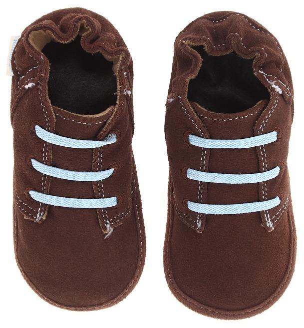 Robeez Charlie Boys Soft Sole Boys Shoes