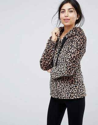Hunkemoller Cheetah Fleece Sweater