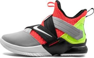 Nike Lebron Soldier 12 SFG Hot Lava/White