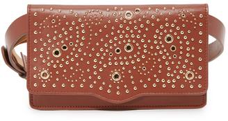 Rebecca Minkoff Bandana Stud Belt Bag $98 thestylecure.com