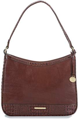Brahmin Noelle Leather Hobo Bag