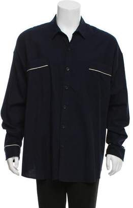 Fear Of God 5th Collection Button Down Shirt w/ Tags