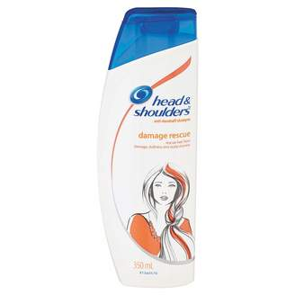 Head & Shoulders Damage Rescue Anti-Dandruff Shampoo 350 mL
