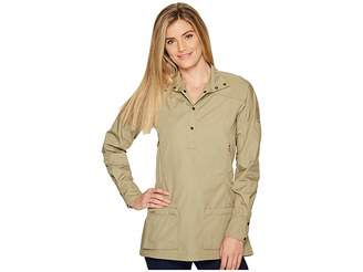 Fjallraven Abisko Shade Tunic Women's Short Sleeve Button Up
