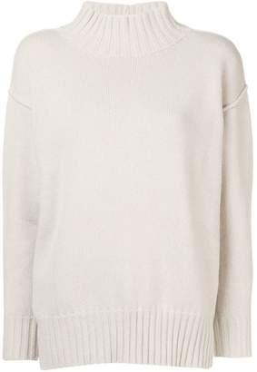 Max Mara 'S stand-up collar jumper