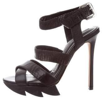Camilla Skovgaard Leather Multistrap Sandals