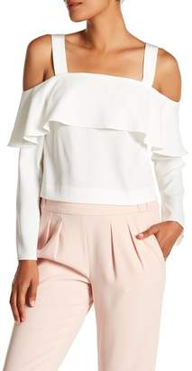 Ramy Brook Anastasia Cold Shoulder Blouse