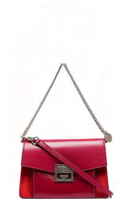 Givenchy Small Gv3 In Leather And Suede
