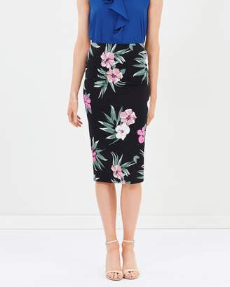 Dorothy Perkins Sarah Floral Pencil Skirt