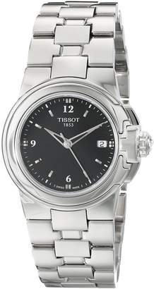 Tissot Women's T0802101105700 T Sport Analog Display Swiss Quartz Silver Watch