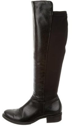 Paul Green Leather Riding Boots $150 thestylecure.com