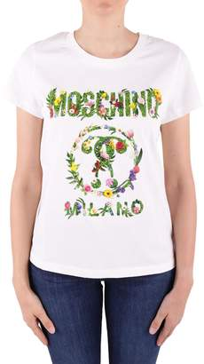 Moschino Cotton Stretch T-shirt