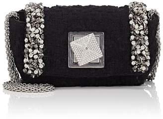 Sonia Rykiel Women's Le Copain Tweed Chain Shoulder Bag
