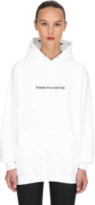 Freedom Is Not Free Hoodie