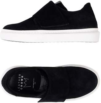 Leather Crown Low-tops & sneakers - Item 11380868WT