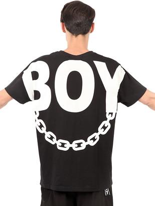 Boy Chain Printed T-Shirt $76 thestylecure.com
