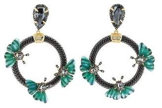 Alexis Bittar Brutalist Butterfly Clip-On Earrings