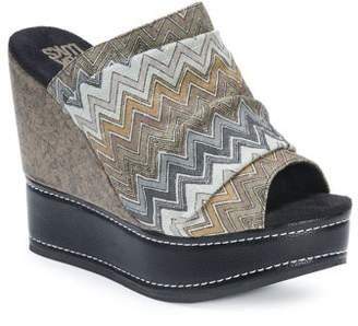0edac859f920 at Walmart.com · Muk Luks Women s Peyton Platform Wedge Sandal