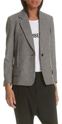 Nili Lotan Humphrey Wool Blend Jacket