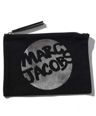 Marc Jacobs (マーク ジェイコブス) - 【42%OFF】マークジェイコブスBORSAPOCHETTEユニセックスGRAYONBLACKF【MARC JACOBS】【タイムセール開催中】