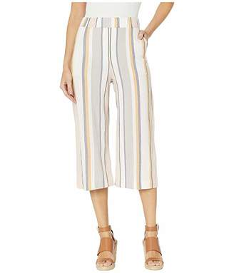 Three Dots Portofino Stripe Culotte Pants