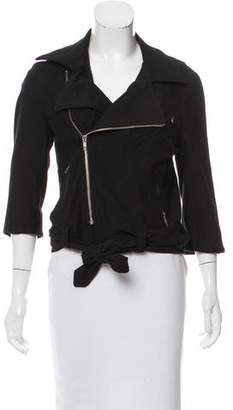 Monrow Casual Lightweight Jacket