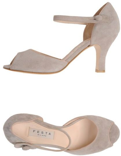 Festamilano High-heeled sandals