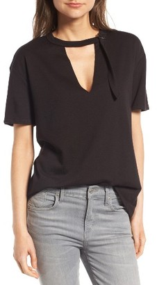 Women's Socialite D-Ring Tee $35 thestylecure.com