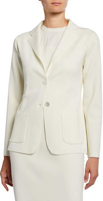 Agnona Extra-Fine Tailored Jacket